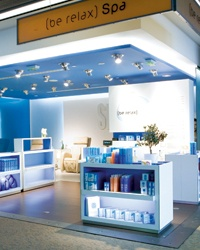Charles de Gaulle Airport Spa Treatment