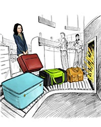 Prevent Lost Luggage: 3 Tips