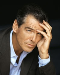 Fast Talk: Pierce Brosnan
