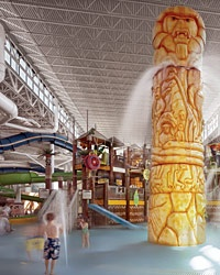 Great Indoor Water Parks | T+L Family