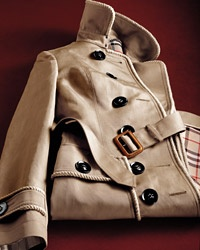 The Burberry Classic Trench