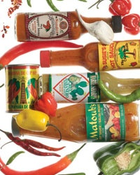 Fired Up! Our Favorite Hot Sauces