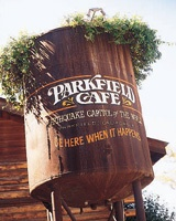 Quintessential California: Parkfield, California