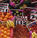 Favorite Food Markets: Jerusalem, New York, Paris, Tokyo