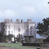 The Glin Castle in Ireland