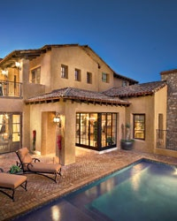 Luxurious Golf Homes and Resorts