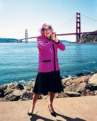 My Favorite Place: Dame Edna Everage