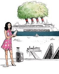 How Cruise Lines are Going Green