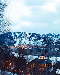 Rediscovering Aspen Skiing and Nightlife