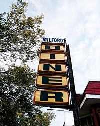A Tour of Milford, Pennsylvania