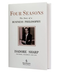 Four Seasons CEO's Business Book