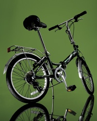 Schwinn's New World Folding Bike