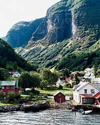 Traditional Life in Norway