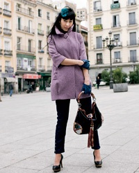Madrid's Street Fashion