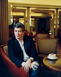 My Favorite Place: Jay McInerney