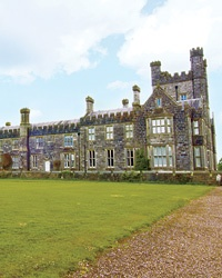 Stay with Royalty in British Castles