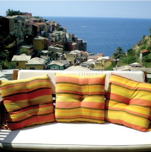 4 Italian Hotel Rooms With a View