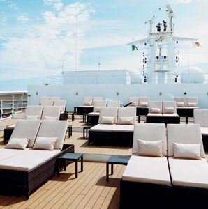 Aboard the New Seabourn Odyssey