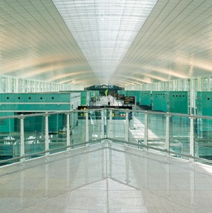 Barcelona's Eco-Friendly Airport