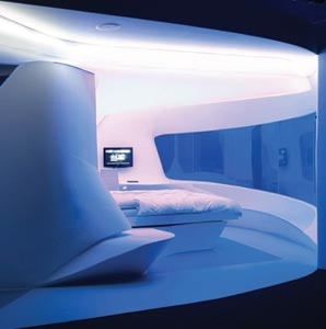 The Hotel Room of the Future