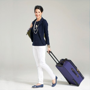 Guide to Packing: W Hotels' Amanda Ross
