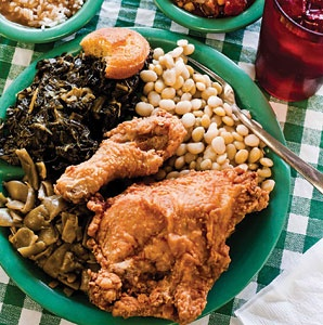Alabama's Best Southern Comfort Dishes