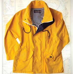 Nautica's Timeless Catamaran Jacket
