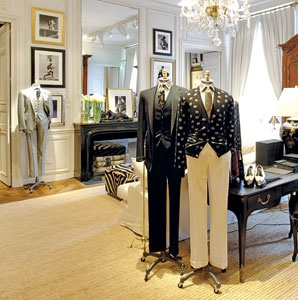 Ralph Lauren's New Paris Store