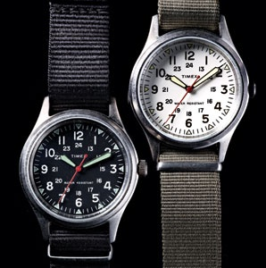 Timex's Rugged New Watches