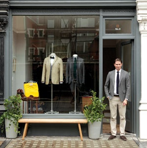 London's New Men's Boutique