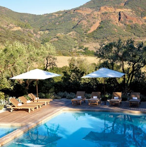 Malibu, Unplugged, The Ranch at Live Oak Malibu, Spa, Pool