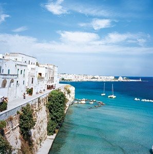 Otranto, Adriatic, sea, Italy