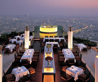 World S Hottest Rooftop Restaurants Travel Leisure