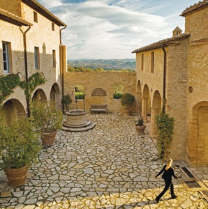 Reviving the Italian Village
