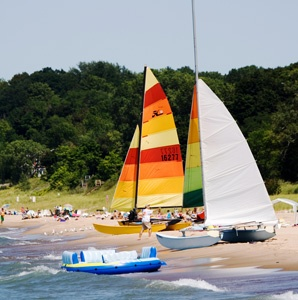 Great Summer Drives: Chicago to Harbor Country, Michigan
