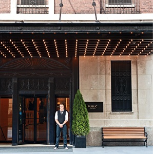 Ian Schrager's New Hotel: Public, Chicago
