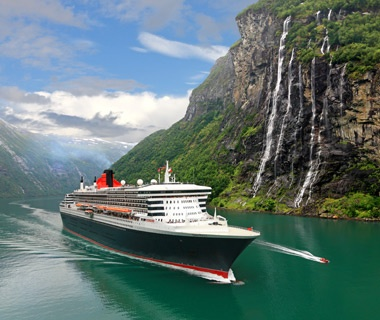 Best large ship cruise lines travel leisure for Best us cruise lines