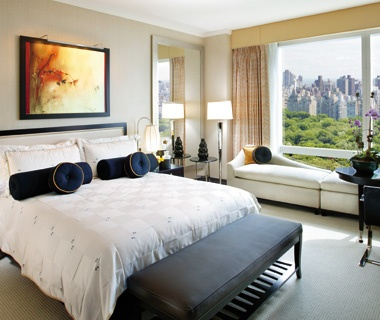 Best hotels in new york city travel leisure for Famous hotel in new york