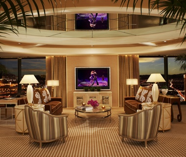 Encore Tower Suites, Las Vegas best hotels in vegas