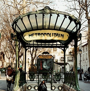 Paris Neighborhood Walk: Abbesses