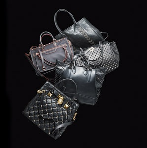 Top Five Studded Handbags