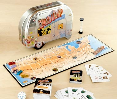 Road-Trip Board Game