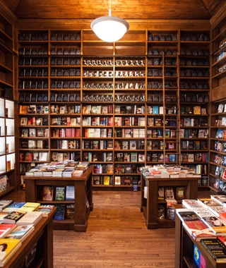 America 39 s best bookstores travel leisure for Best furniture stores in america