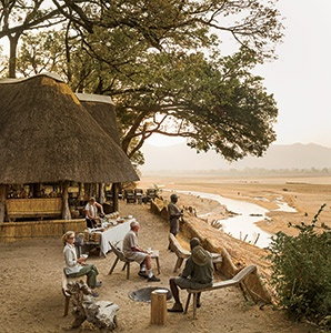 Zambia's Best Safari Lodges