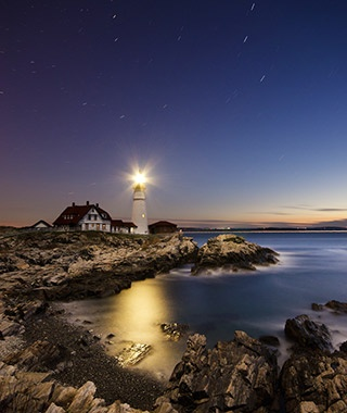 Beautiful lighthouses in america travel leisure for Most beautiful lighthouses in the us