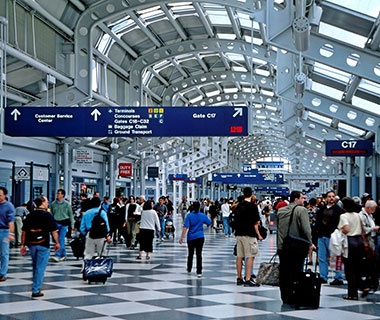 Worst: No. 2 Chicago O'Hare International Airport (ORD ...