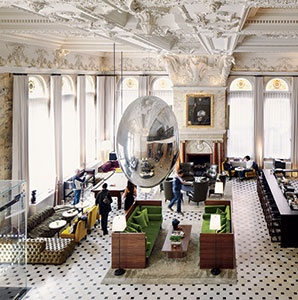 Ian Schrager's New London Edition Hotel
