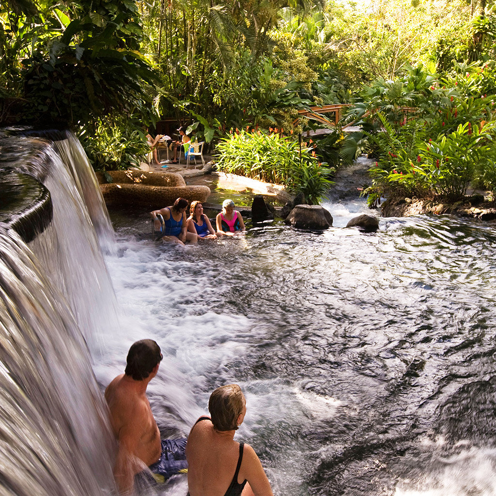 Best hot springs in costa rica travel leisure for Warm getaways from nyc