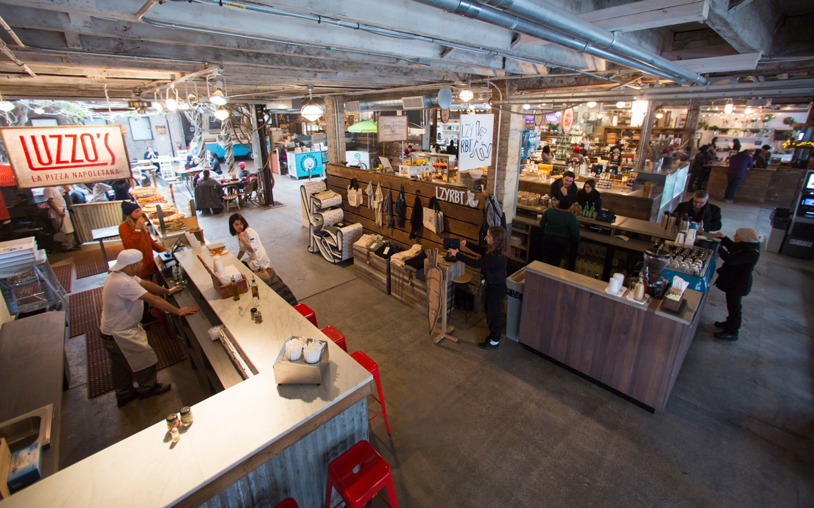 New York's Meatpacking