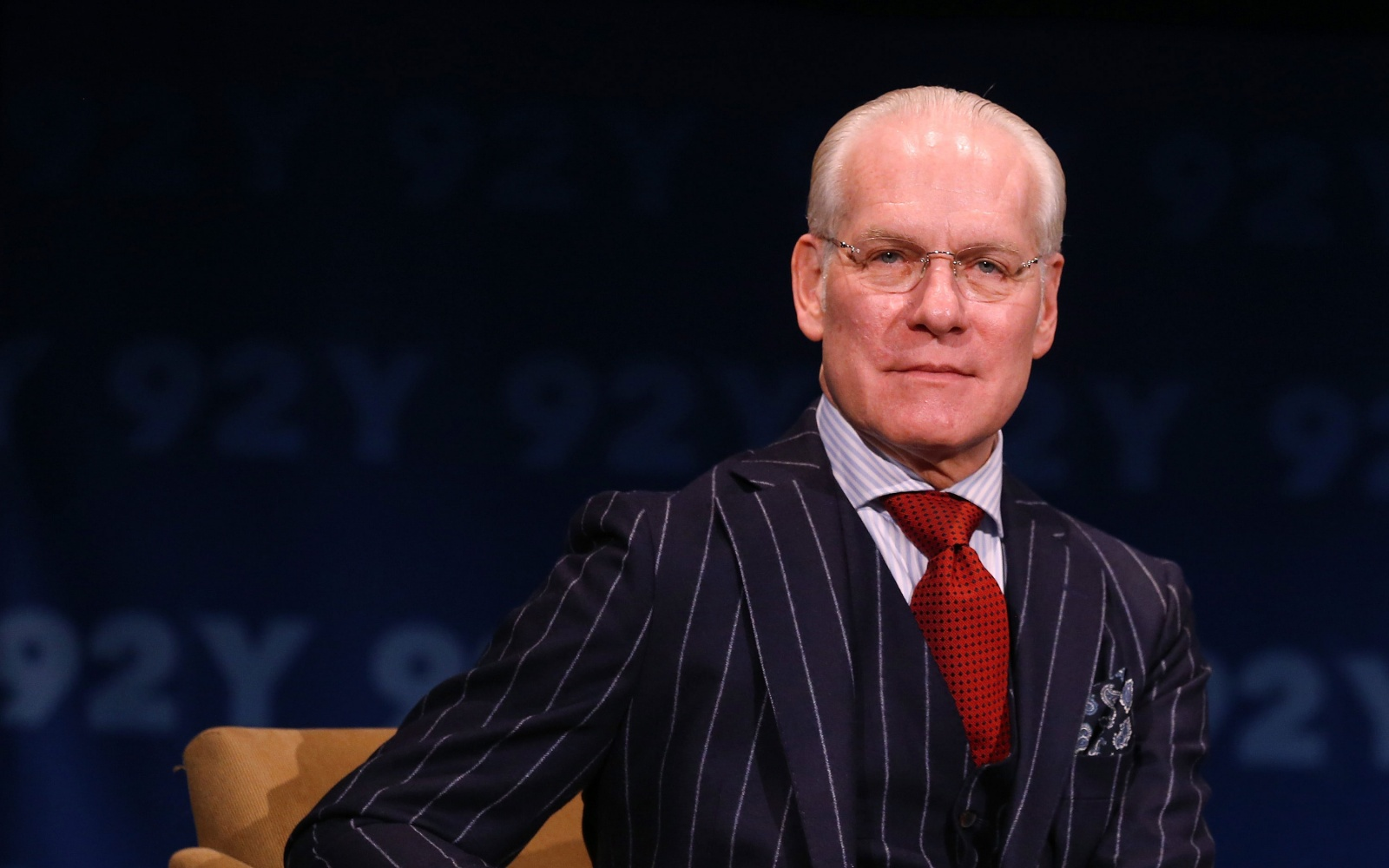 Travel Tips from Tim Gunn of Project Runway